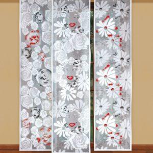 Żakardowy zestaw paneli Marylin 250×180 (250×60 3szt)