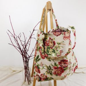 torba-gobelinowa-kwiaty-duża-jasna
