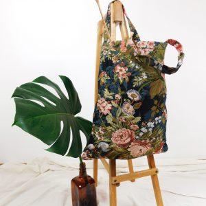 torba-gobelinowa-kwiaty-średnia-tanio