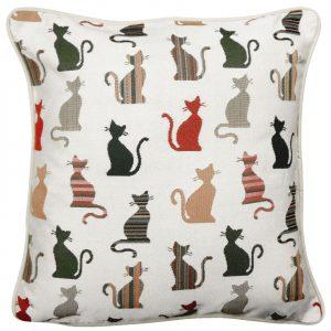 poszewka-gobelinowa-koty-jasna